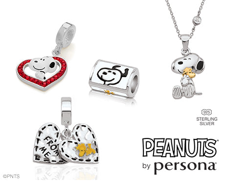 Peanuts by Persona Charms & Jewelry