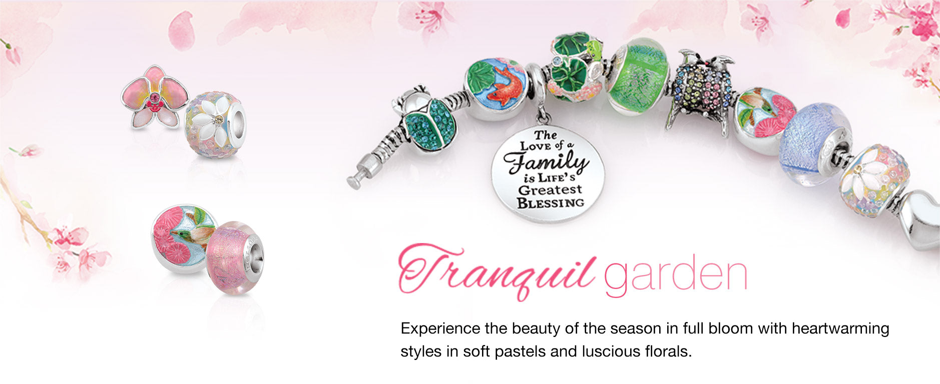Tranquil Garden charms