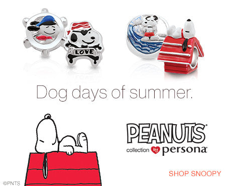 Dog days of Summer. Shop Snoopy