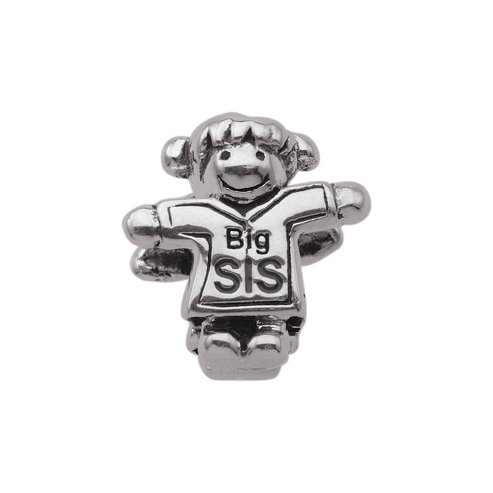 Soul Sisters jewellery charm Sterling Silver
