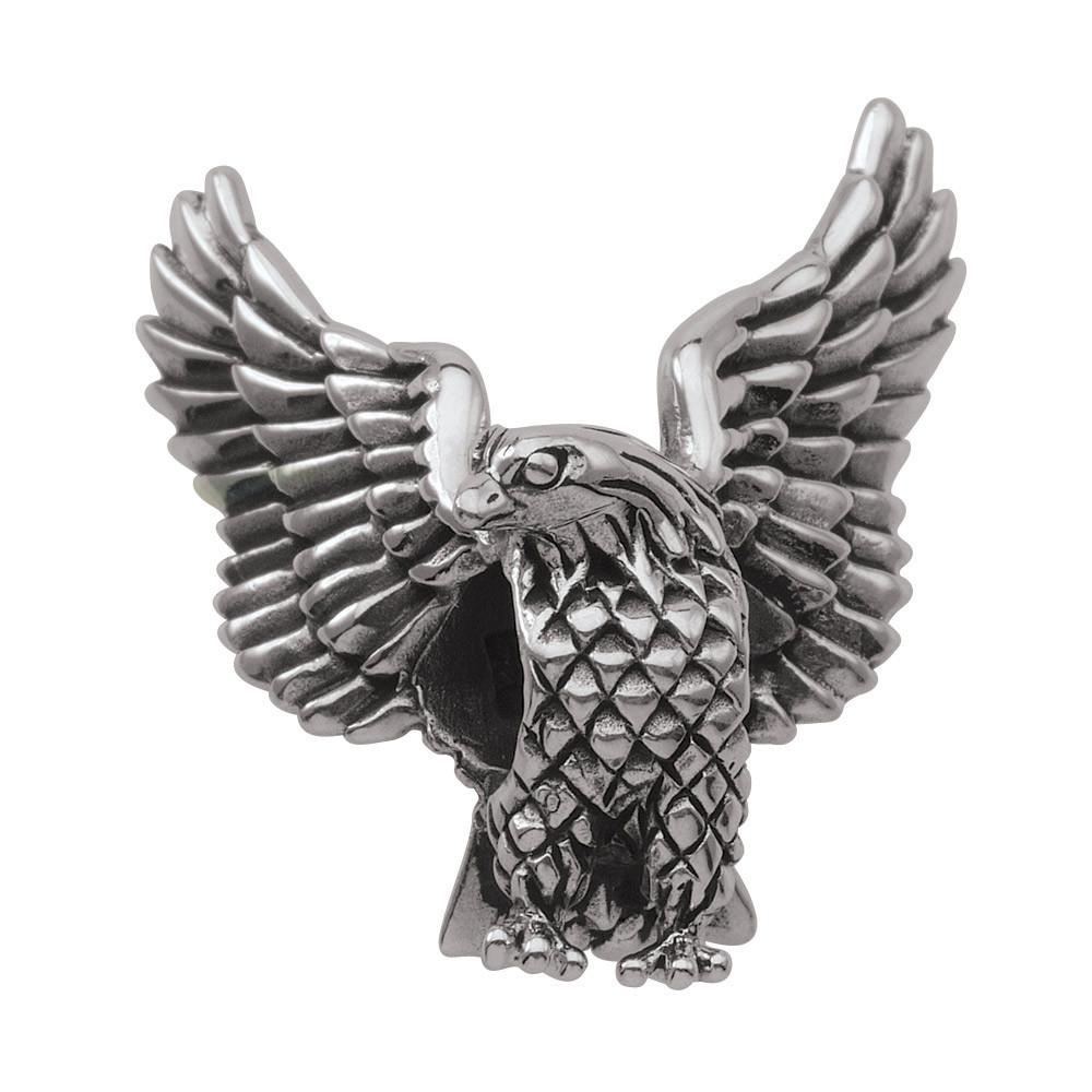 Soaring Eagle Persona Jewelry style Beads parentcolor Silver