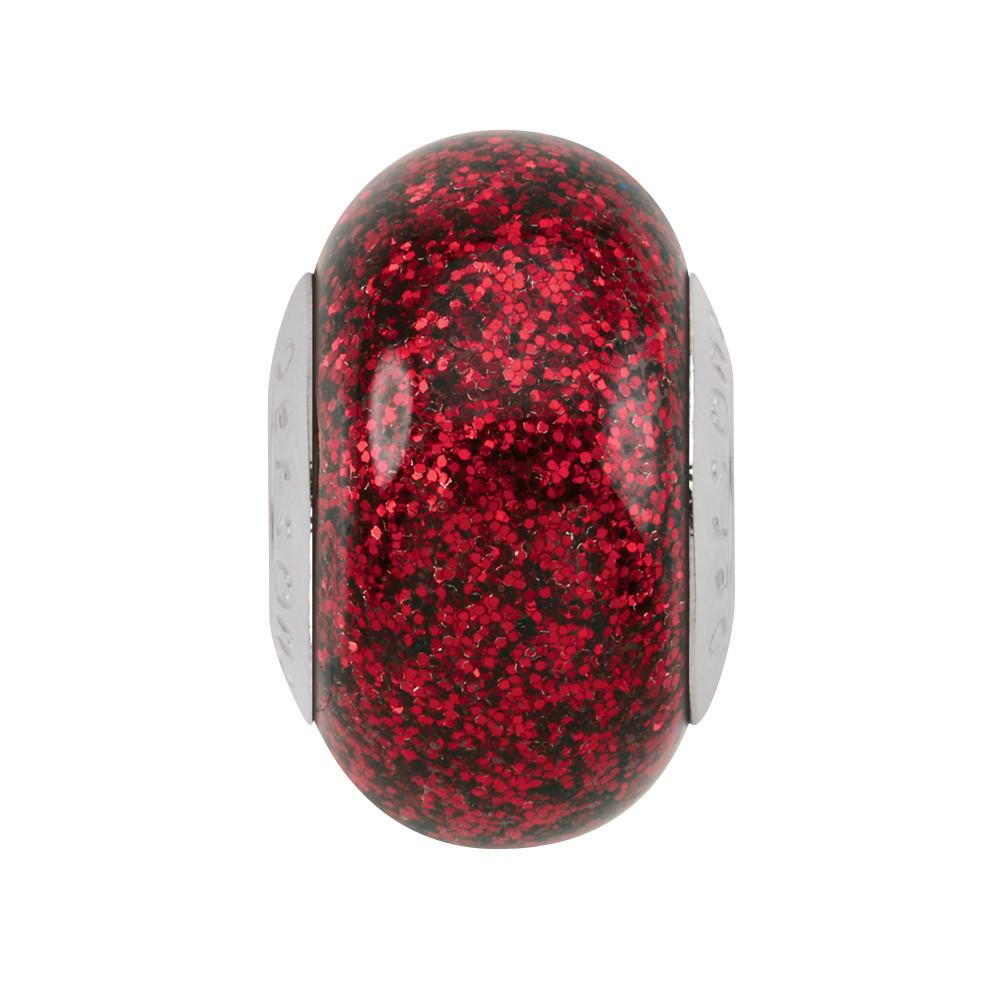 Scarlet Glitters Persona Jewelry style Beads parentcolor Red