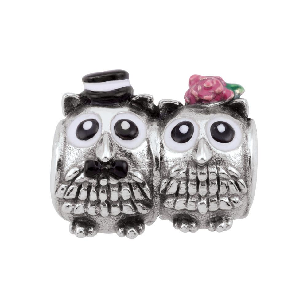 Owl Always Love You Persona Jewelry style Beads parentcolor Pink