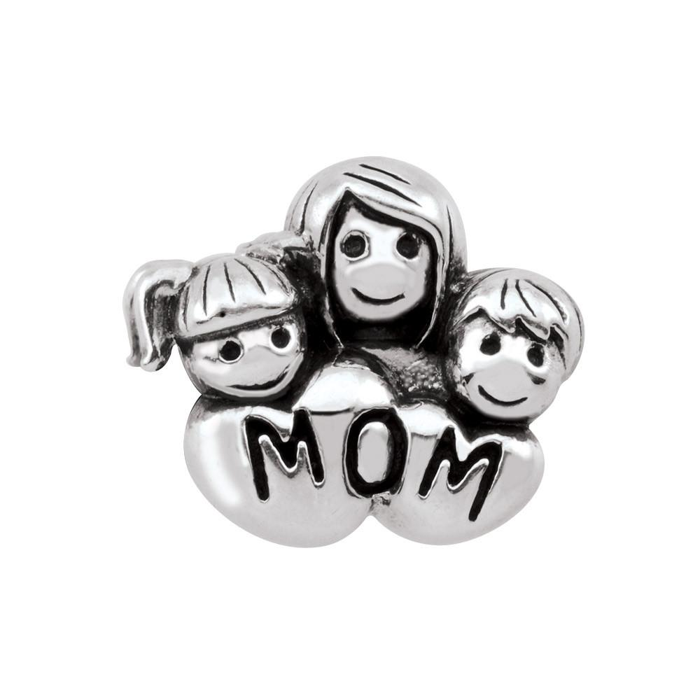 All my Children Persona Jewelry style Beads parentcolor Silver