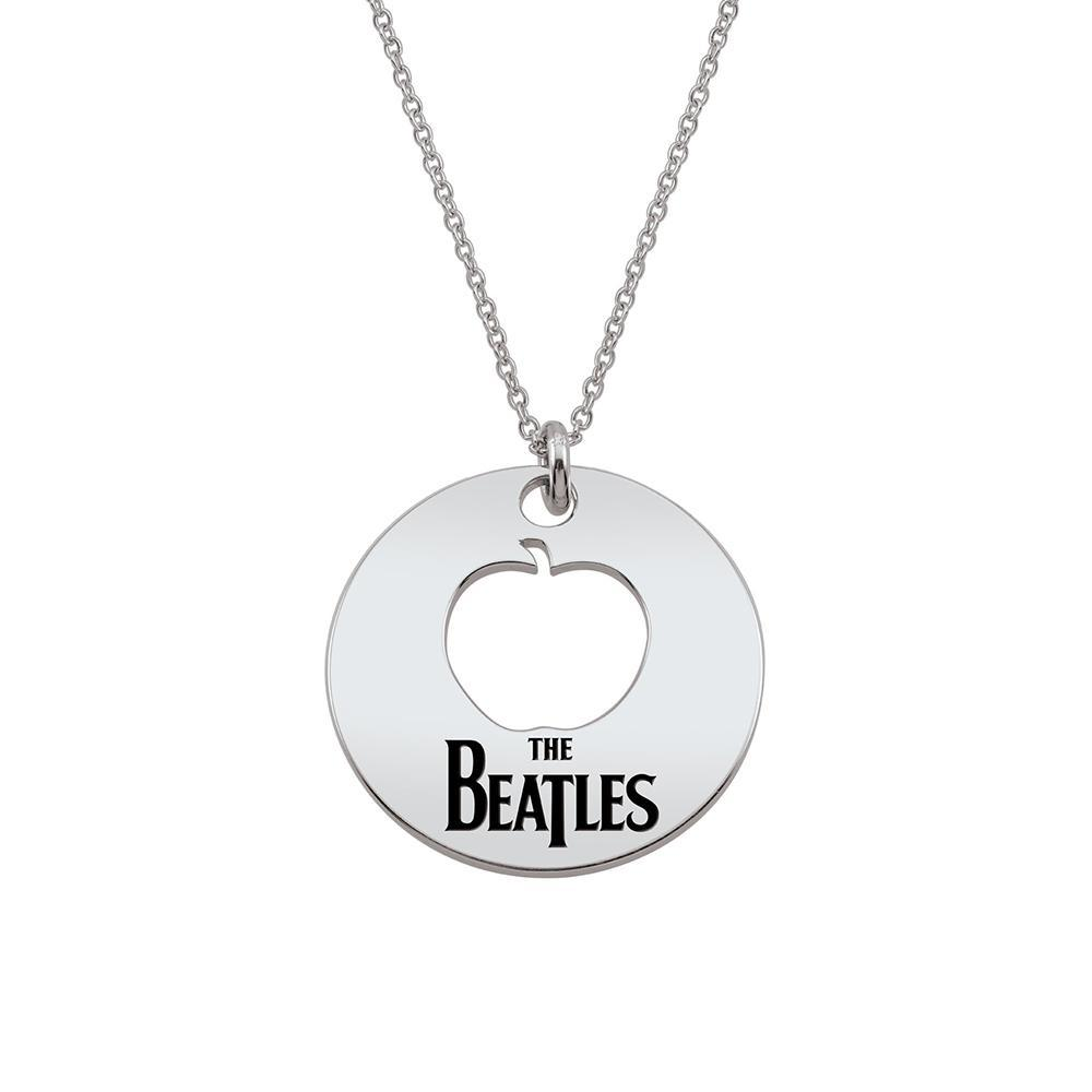 Apple Records Necklace