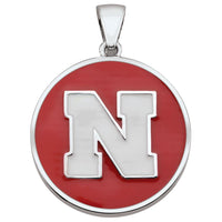 U of Nebraska Pendant