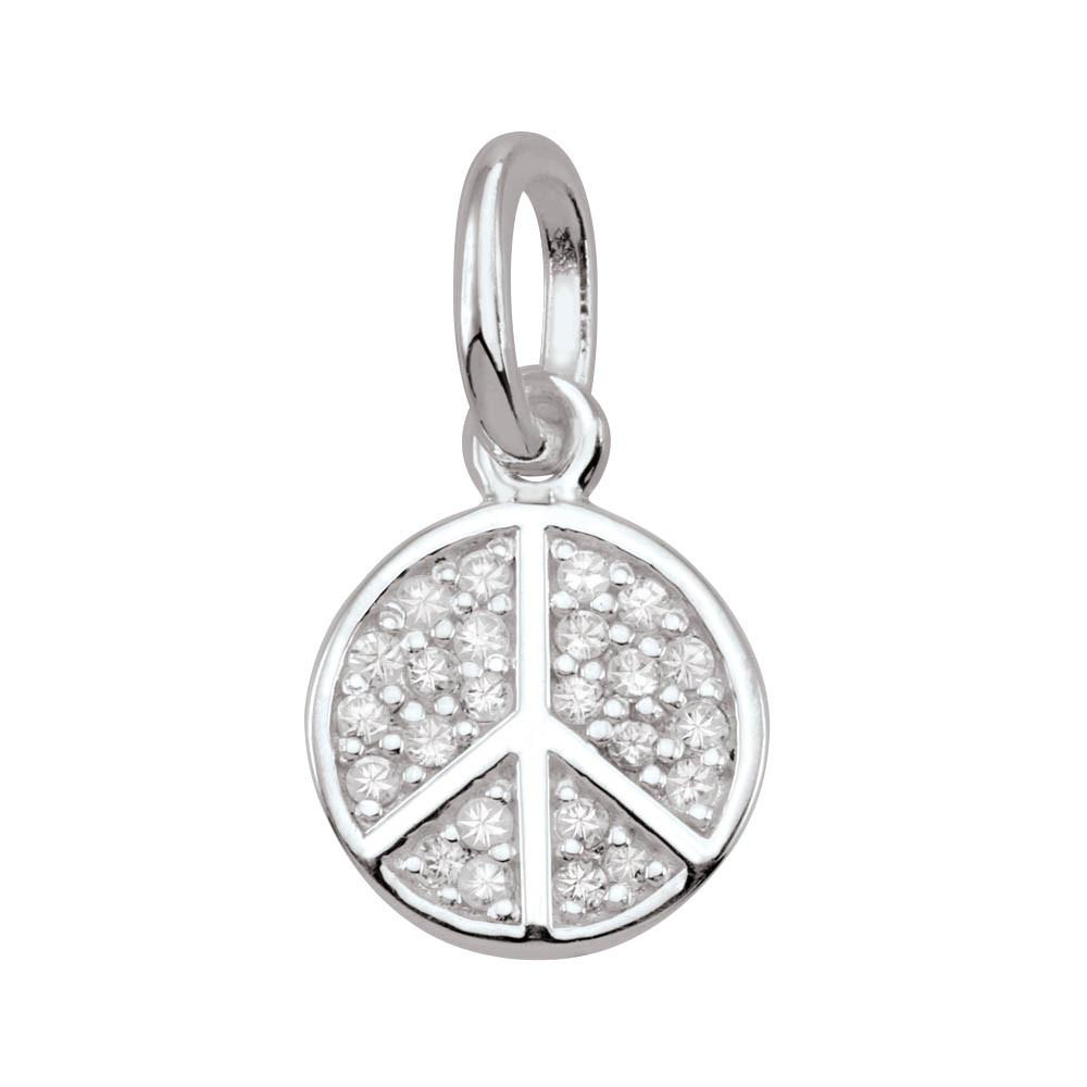 Peacenik Persona jewellery  Amulets colour White