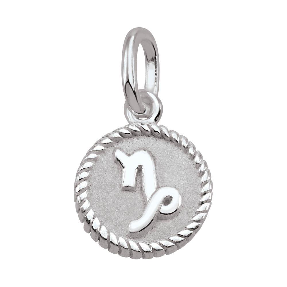 Capricorn Persona jewelry  Amulets color Silver