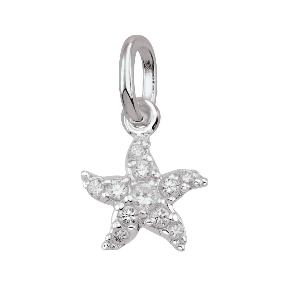 Starfish Persona jewellery  Amulets colour White