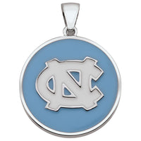 U of North Carolina Pendant Blue