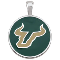 U of South Florida Pendant Green