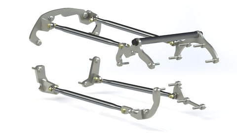 C7 Manual Transmission Brace for Corvette Stingray, Z06