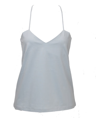 ECLIPSE | Back lace Camisole - MINT