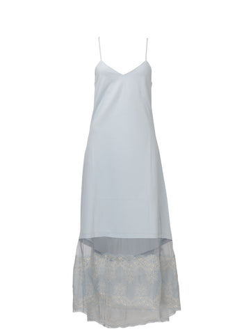 ECLIPSE | Lounge long dress - MINT