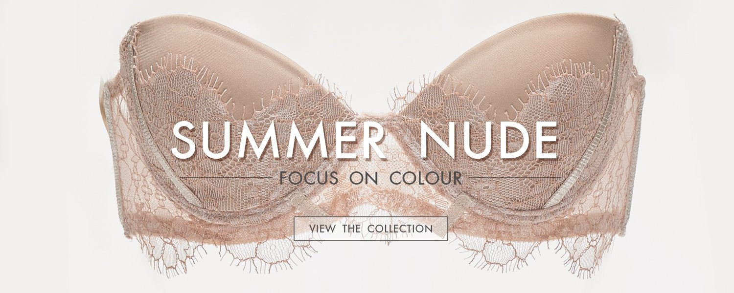 2018 Summer Nude colour collection