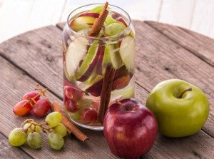 Apple, Grapes & Cinnamon