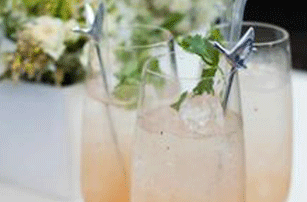 Muddled Mojito Mocktail