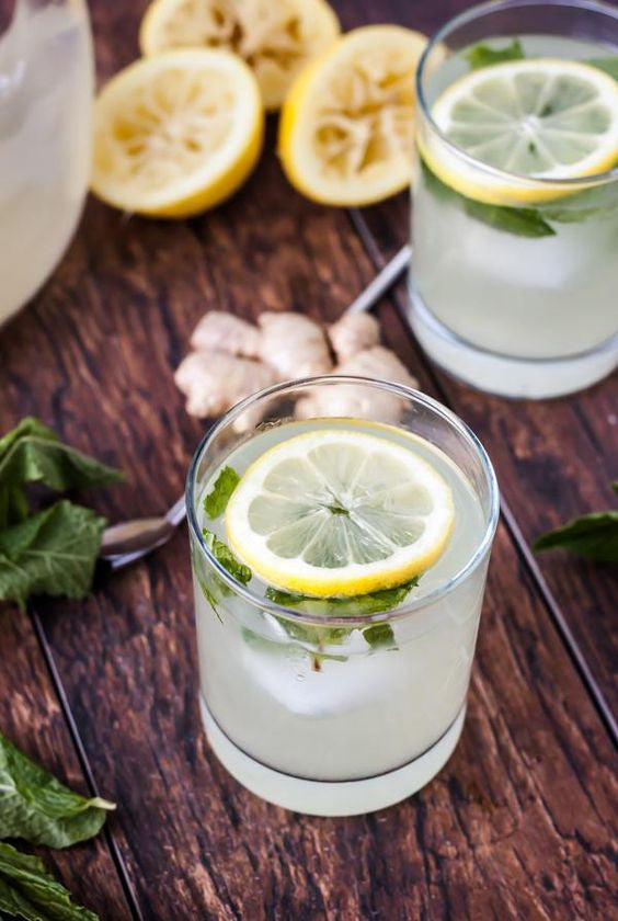 Ginger, Lemon & Mint