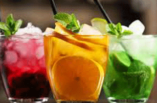Not naughty & Nice Festive Mocktail Infusions