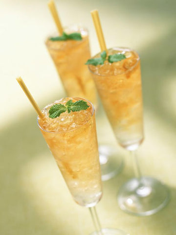 Long Island Iced Tea Mocktail