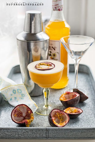 Passion fruit Mocktail Infusion