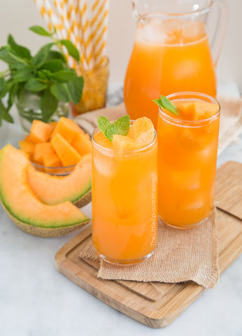 Melon & Star Anise fruit infusion