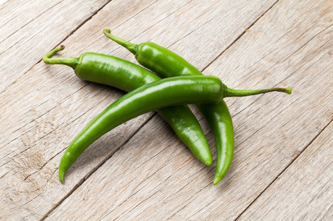 Green Chillis