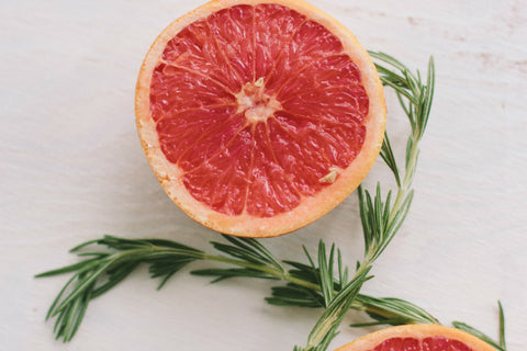 Grapefruit & Rosemary Infusion