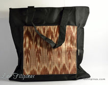 "TRIBAL HANDBAG <span class=""subtitle"">- Foldable Ethnic Tboli Tote Design </span>"