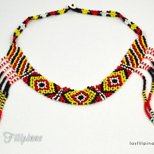 Tribal Headdress - Ethnic Mandaya Headpiece