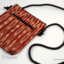 Tribal Crossbody Bag - Ethnic Tboli Design