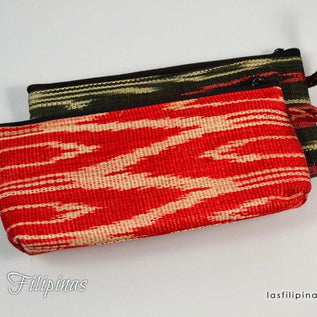 Tribal Makeup Bag - Ethnic Tboli Design