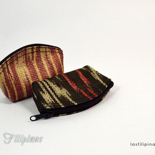 Tribal Coin Purse - Ethnic Tboli Design
