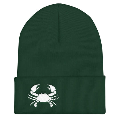 Cancer Beanie - Zodiac Symbol Design
