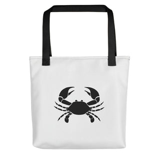 Cancer Tote Bag - Zodiac Symbol Design