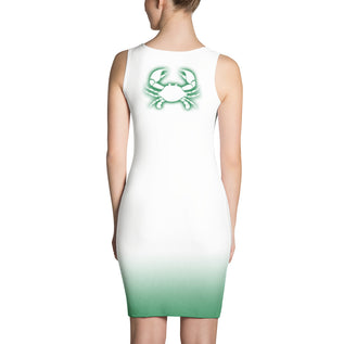 Cancer Dress - Zodiac Symbol Outline Design