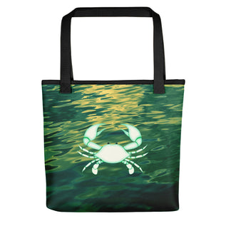 Cancer Tote Bag - Sign Element Design