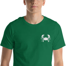 "CANCER T SHIRT <span class=""subtitle subtitle-1"">- Sign Logo Embroidery </span><span class=""subtitle subtitle-2"">- Zodiac Shirt for Men </span>"