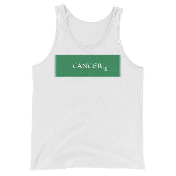 Cancer Tank Top - Zodiac Sign Print