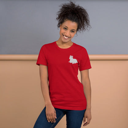 "ARIES T-SHIRT <span class=""subtitle subtitle-1"">- Aries Symbol Embroidery </span>"