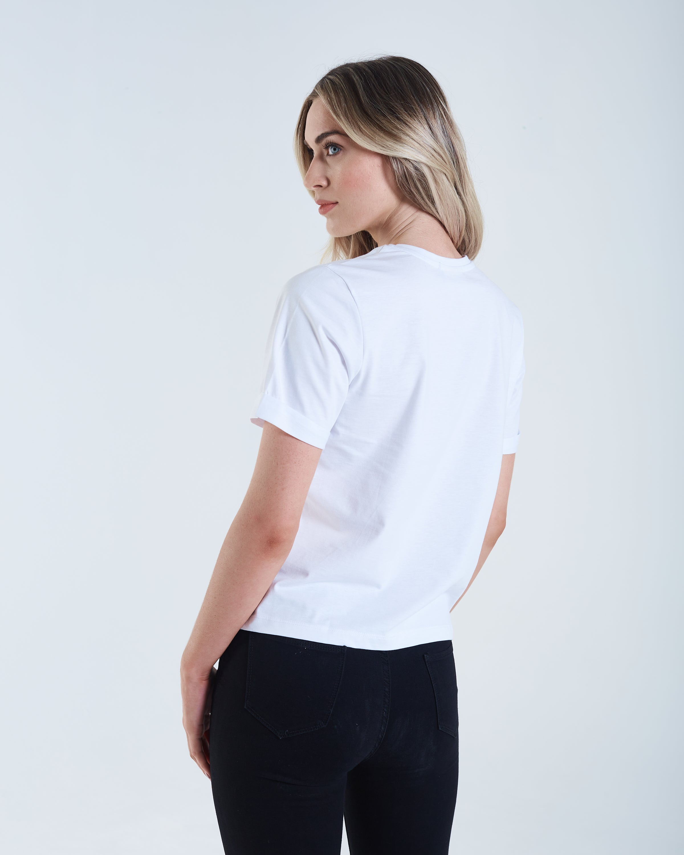Pippa T-Shirt White