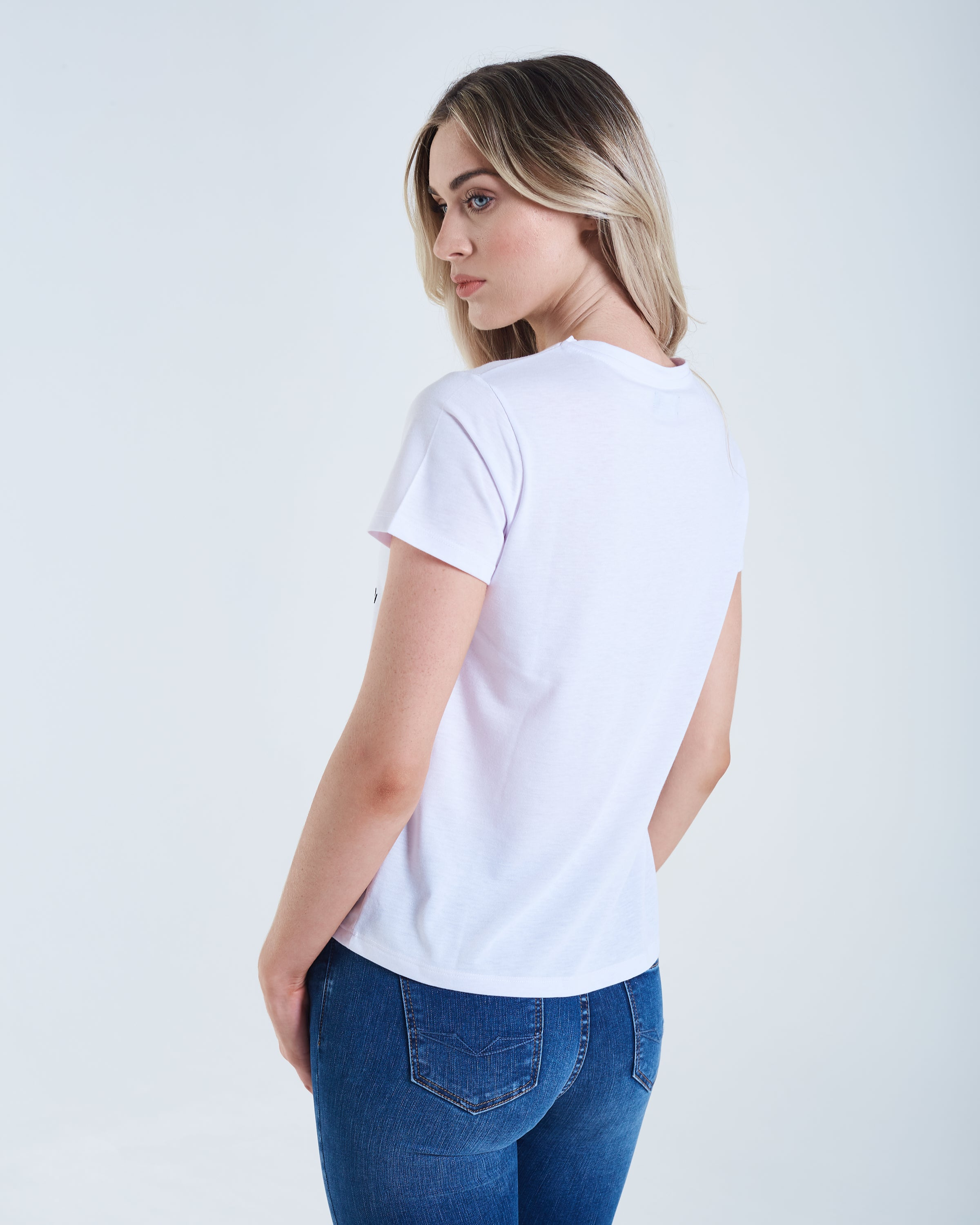 Zara T-Shirt White