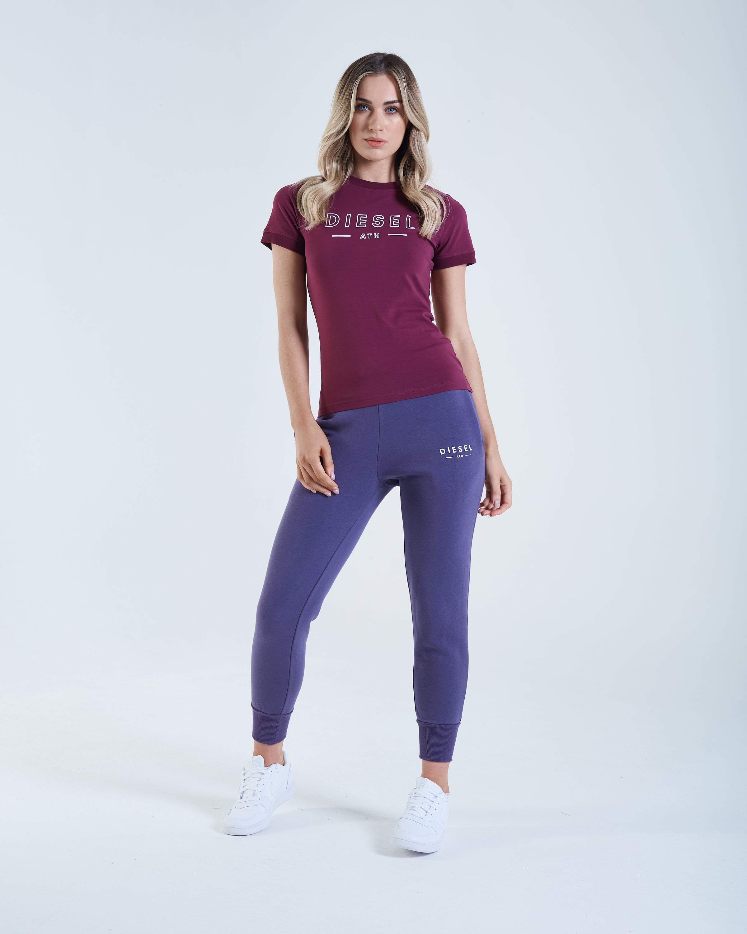 Cinta T-Shirt Grape