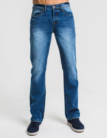 Nikolai Dexter bootcut LIGHT BLUE WASH