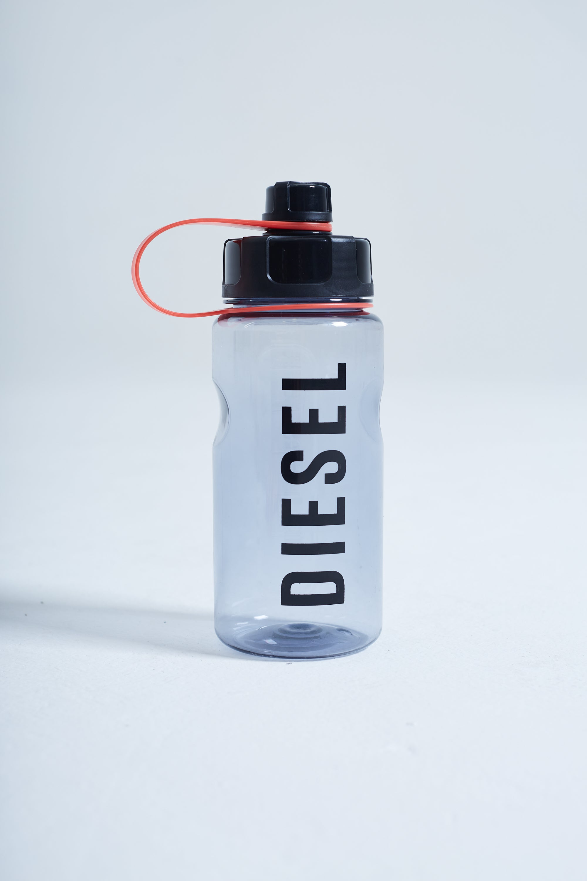 DIESEL WATER BOTTLE GREY