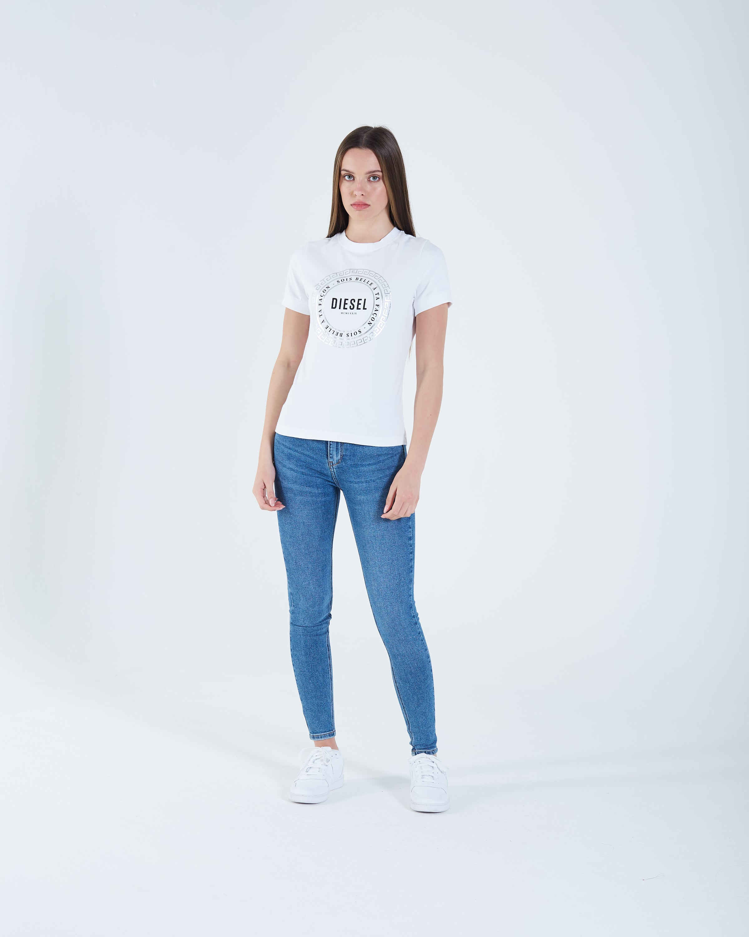 Alisha T-Shirt Optic White