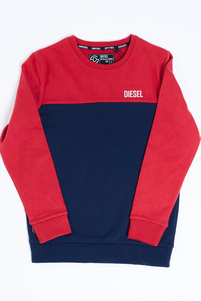 Peter Sweater Red