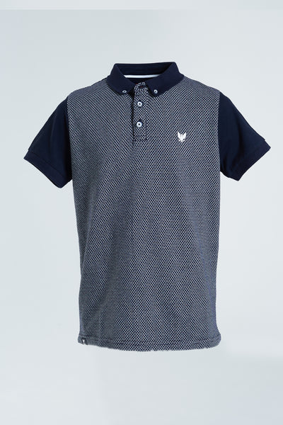 Max Boys Polo Navy