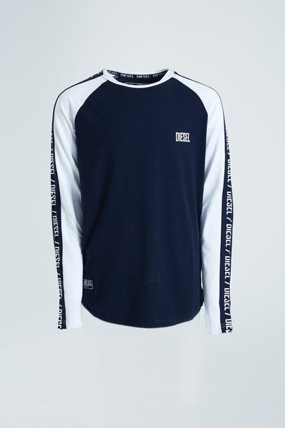 Jacob Boys L/S Tee Navy