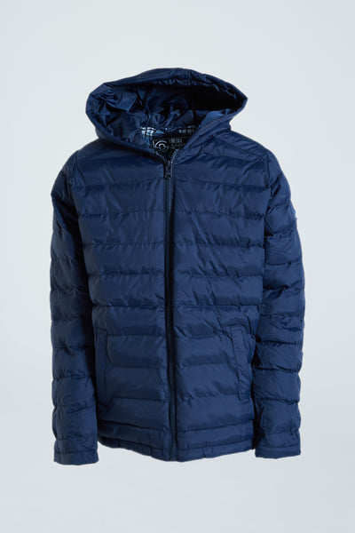 Anton Boys Jacket Navy